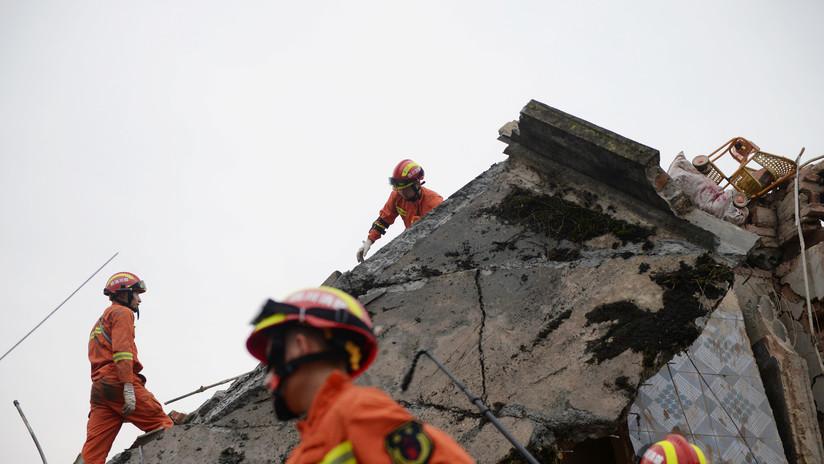 Un terremoto en el sureste de China deja al menos un muerto y 29 heridos
