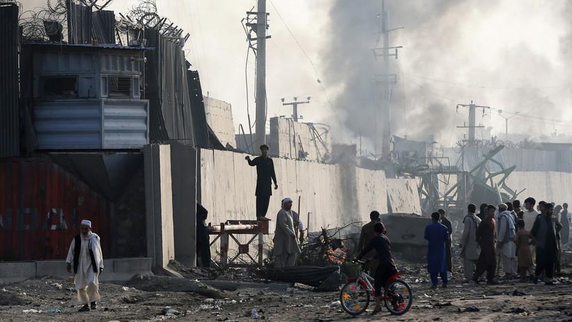 Pompeo da por muertas las negociaciones de paz con los talibanes de Afganistán
