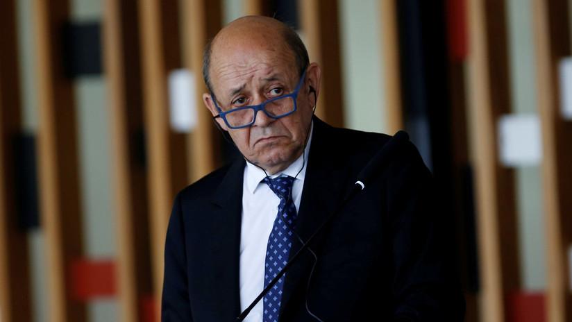 """Manejan la política exterior como un concurso de insultos"": Canciller francés carga contra el ministro brasileño que llamó ""fea"" a Brigitte Macron"
