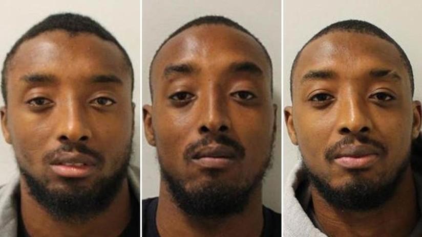 """FOTOS: Condenan por tráfico de armas a trillizos que trataron de """"explotar sus ADN y apariencia idénticos"""" para escapar de la justicia"""