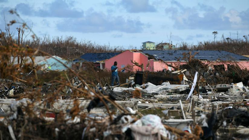 Gobierno de Bahamas niega falsear la cifra de muertos del huracán Dorian mientras los residentes reportan sobre cientos de víctimas