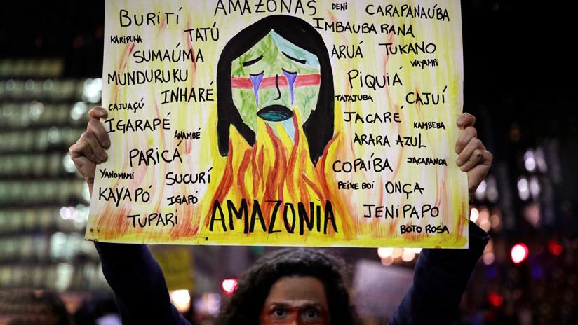 Asesinan con dos tiros en la nuca a un indigenista que protegía a las tribus en la Amazonia