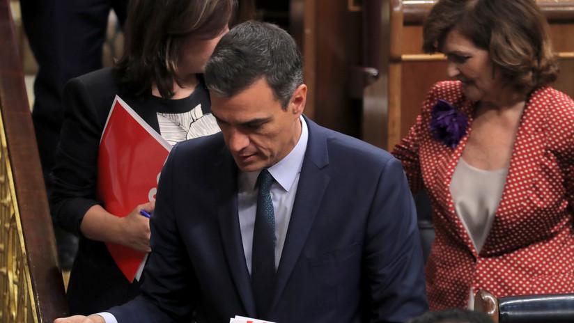 PSOE y Podemos retomarán el martes las negociaciones de la investidura de Pedro Sánchez
