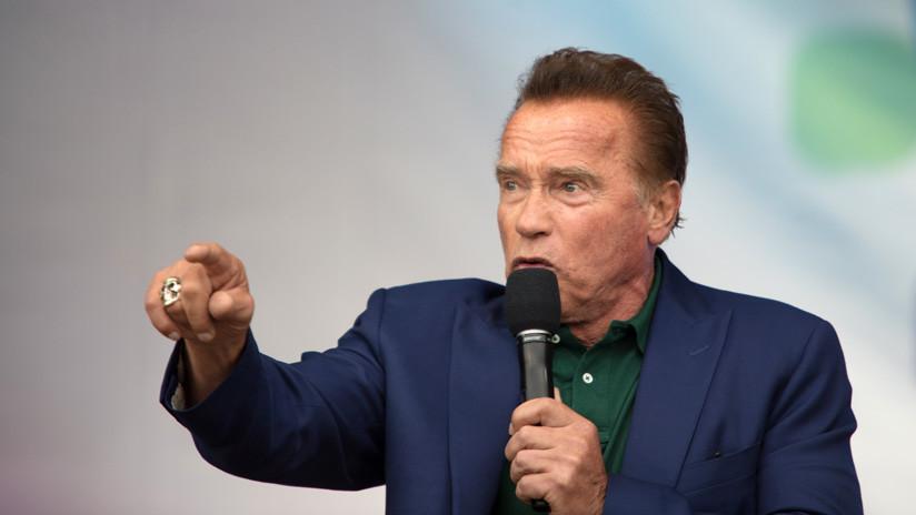 """Schwarzenegger arremete contra Trump por """"revertir décadas de historia y progreso"""""""