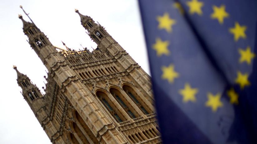 La Cámara de los Comunes vota a favor de que el Gobierno británico revele el plan de un Brexit sin acuerdo