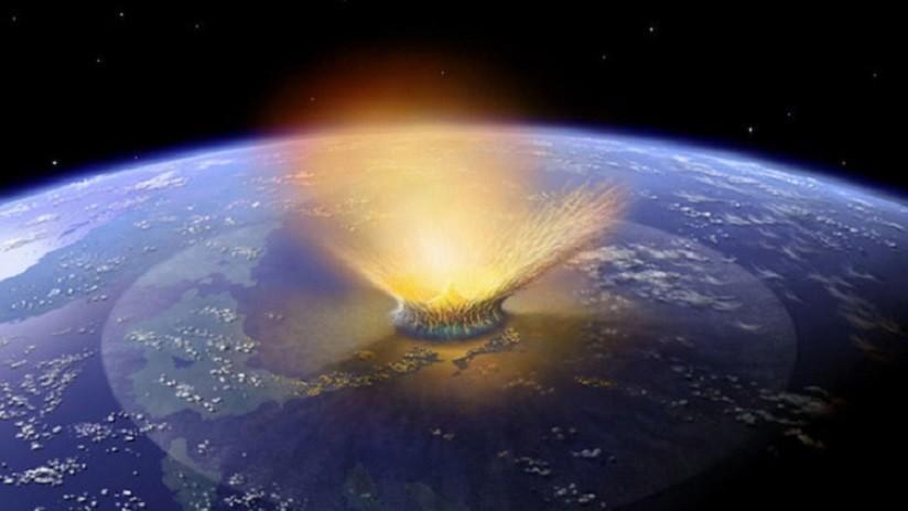 Hallan evidencia de lo que fue el 'primer día' de la extinción de los dinosaurios