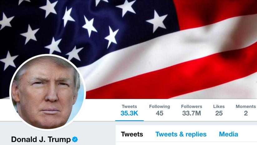 Un famoso e indescifrable tuit de Trump se convierte en un índice bursátil en Wall Street