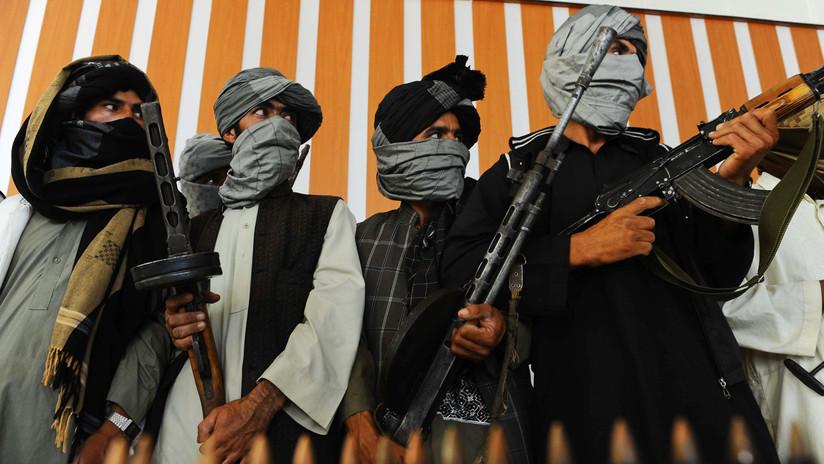 Los talibanes: