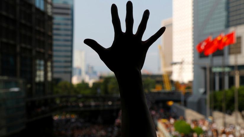 Сhina presenta una enérgica protesta ante Alemania debido a una reunión entre su ministro de Exteriores y un activista de Hong Kong