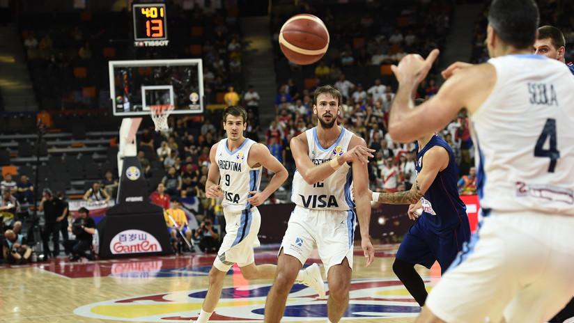 Con un Campazzo intratable, Argentina venció a Serbia
