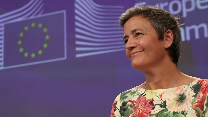 """Margrethe Vestager, """"la peor enemiga de Silicon Valley"""", obtiene nuevas competencias en la UE"""