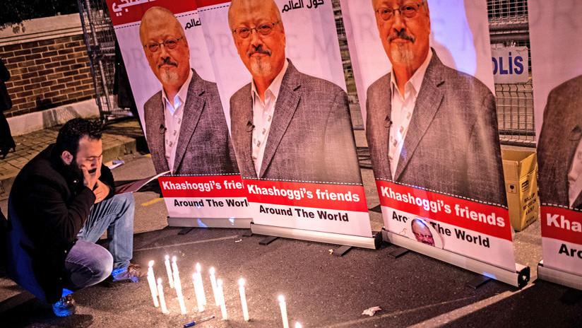 """""""¿Ha llegado el animal para el sacrificio?"""": Revelan las conversaciones privadas entre los asesinos de Jamal Khashoggi"""