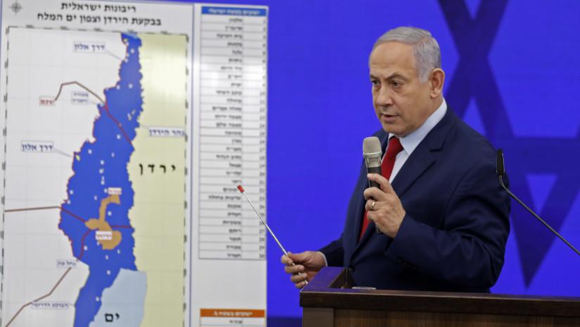 Netanyahu promete anexionar el valle del Jordán en la Cisjordania ocupada si gana las elecciones