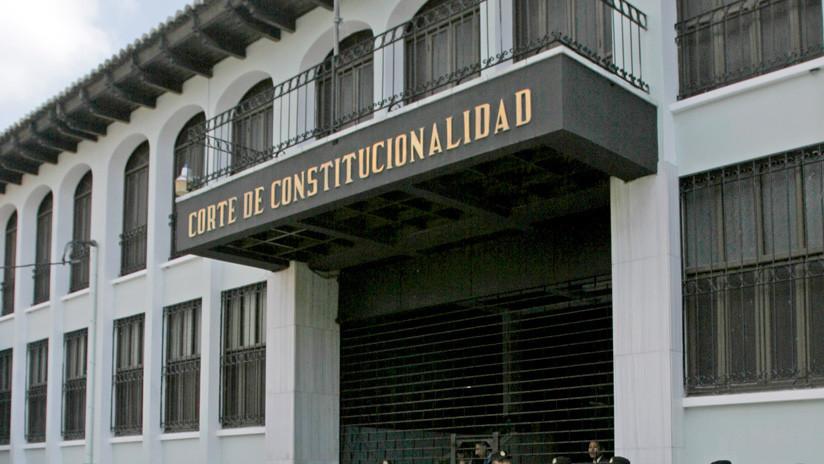 """La Corte de Constitucionalidad de Guatemala mantiene el acuerdo de """"tercer país seguro"""""""
