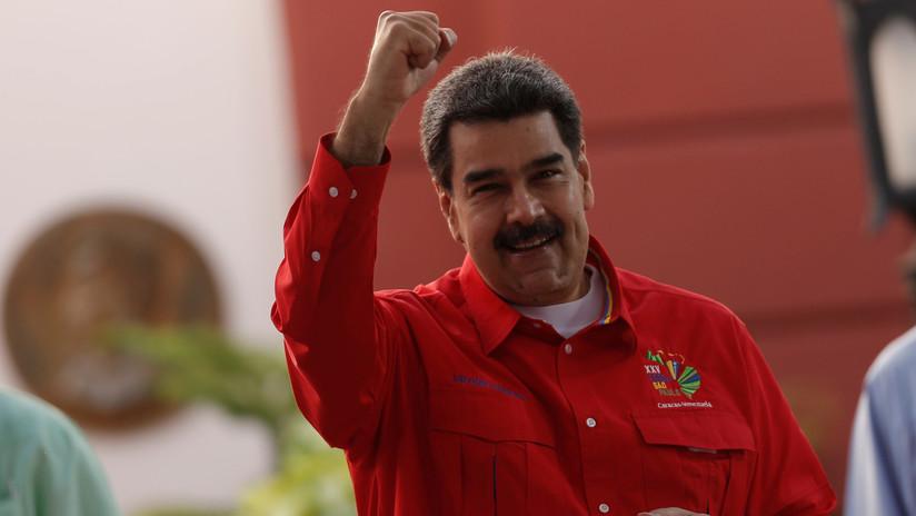 """""""Todo lo hacemos por la paz"""": Maduro se pronuncia al inicio de los ejercicios militares en la frontera con Colombia"""