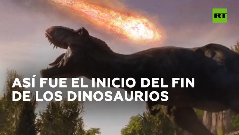 El primero de los últimos días de los dinosaurios