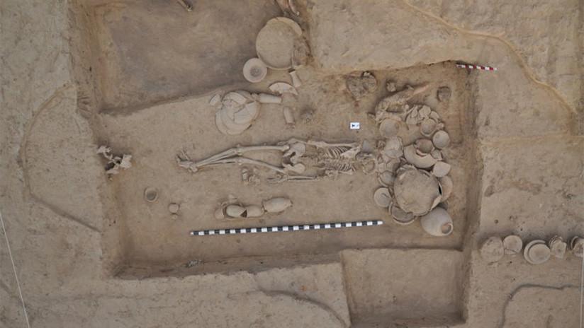 Material genético revela secretos de una civilización de hace más de 5.000 años