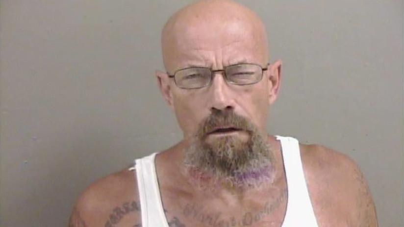 Policía de EE.UU. busca a un prófugo idéntico al personaje principal de 'Breaking Bad', condenado por posesión de metanfetamina