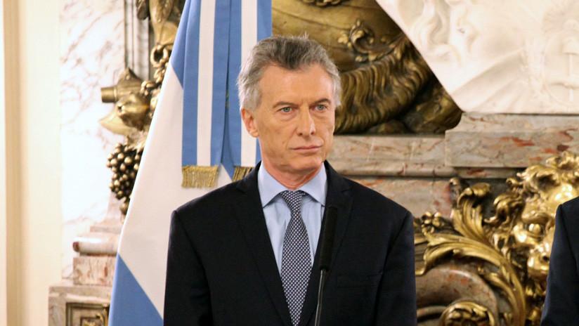 Mauricio Macri afirma que no frenará la ampliación de la emergencia alimentaria en Argentina