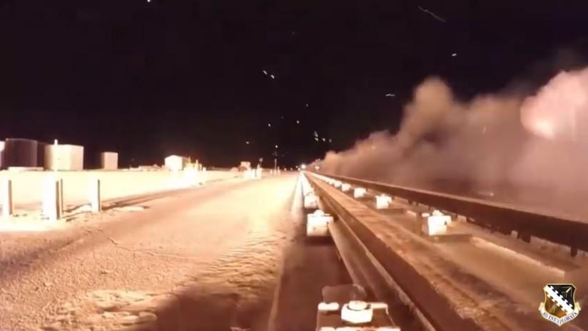 VIDEO: Así percibe el ojo humano los 10.620 km/h del vehículo hipersónico de EE.UU.