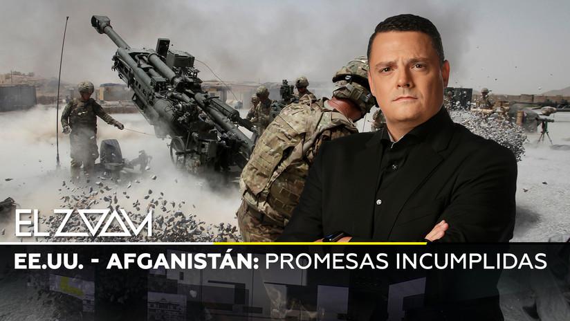 EE.UU. - Afganistán: promesas incumplidas