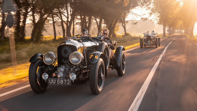 Vuelve un clásico: Bentley lanza una edición limitada de su auto Blower (FOTOS)