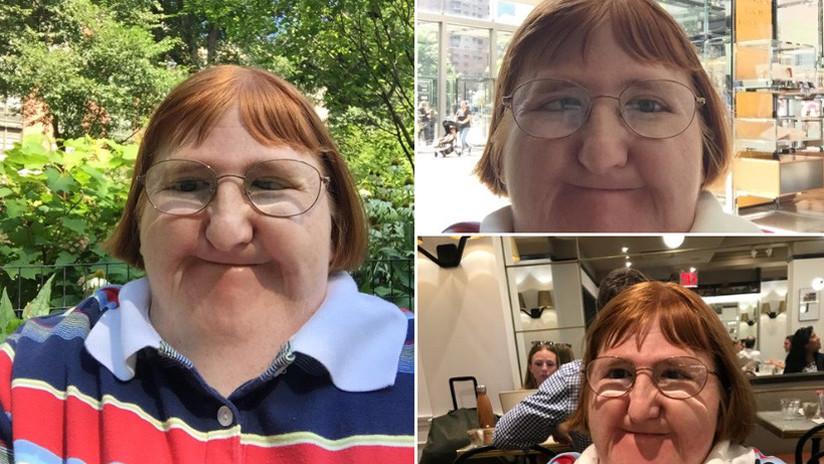 Revolucionar las redes con tres selfis: a una periodista le dijeron 'fea' y su respuesta se viralizó