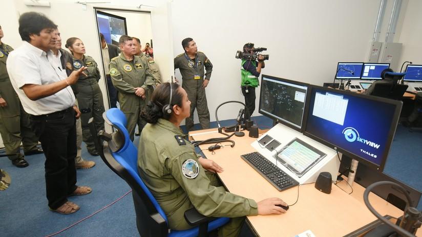 Bolivia inaugura su primer sistema nacional de radares