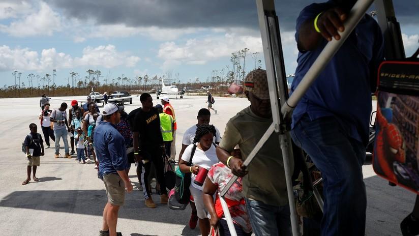 La Casa Blanca descarta otorgar el estatus de protección temporal a inmigrantes de las Bahamas afectados por el huracán Dorian