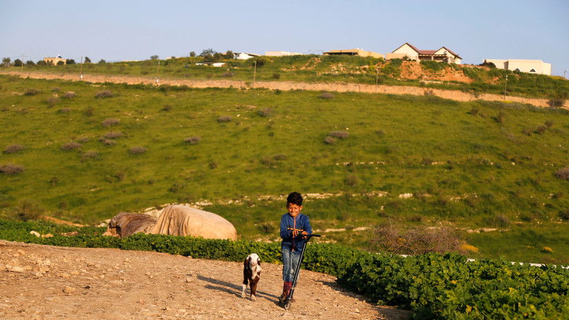 """""""Literalmente será una cárcel"""": palestinos del valle del Jordán se enfrentan a un futuro incierto tras las promesas de Netanyahu"""