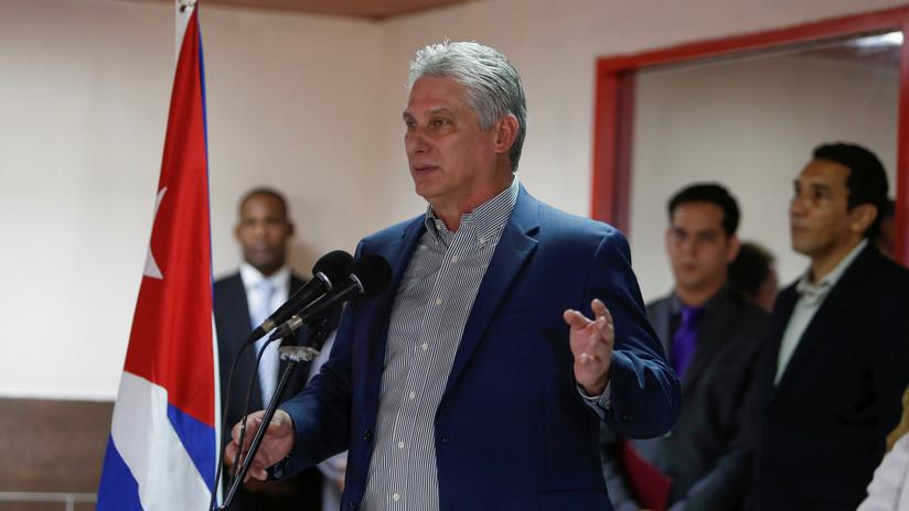 Twitter bloquea las cuentas de los principales medios de Cuba en plena alocución del presidente Díaz-Canel