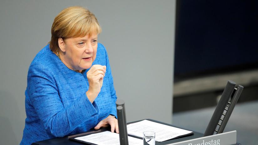 """Merkel: """"Tras la salida del Reino Unido tendremos a un rival económico cerca de nuestras puertas"""""""