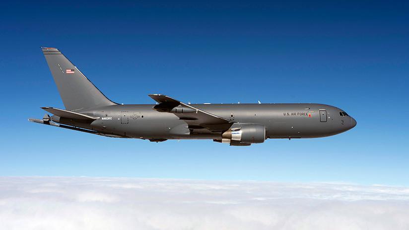 La Fuerza Aérea de EE.UU. prohíbe el uso del avión de transporte KC-46 Pegasus de Boeing tras fallos en un vuelo de prueba
