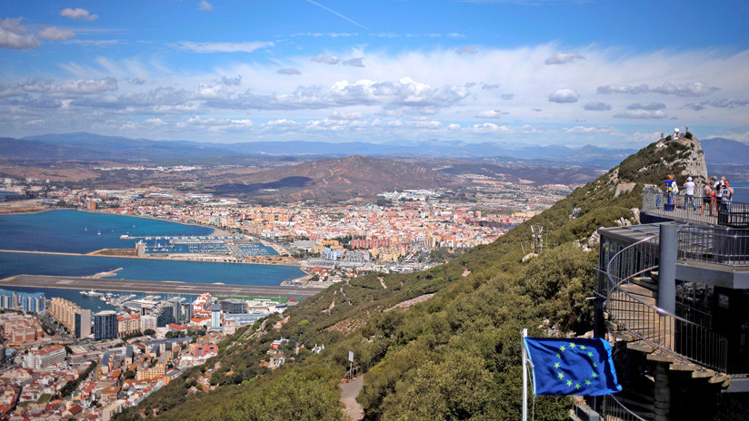 Gibraltar no está preparado: salen a la luz los papeles secretos del Brexit sin acuerdo