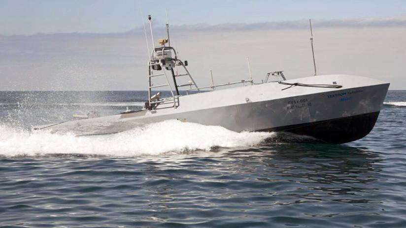 La Marina de EE.UU. incorpora un dron dragaminas completamente autónomo