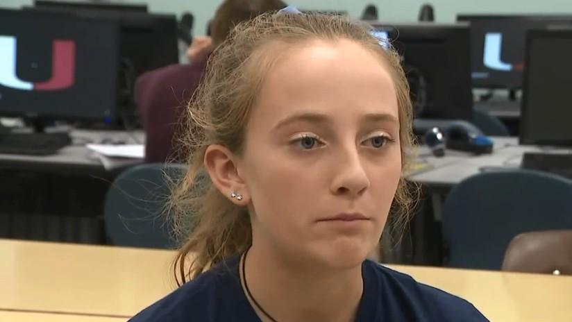 Una adolescente sufre un golpe en la cabeza y su memoria se reinicia cada dos horas
