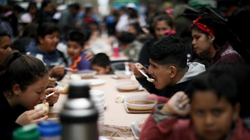 La Cámara de Diputados de Argentina da media sanción a la ley de 'emergencia alimentaria'