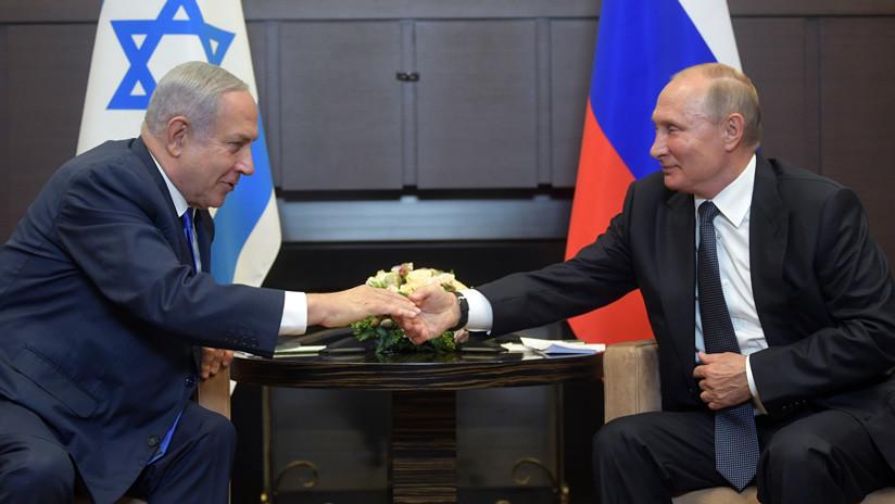 La cooperación bilateral y Oriente Medio, temas centrales de la reunión entre Putin y Netanyahu en Rusia