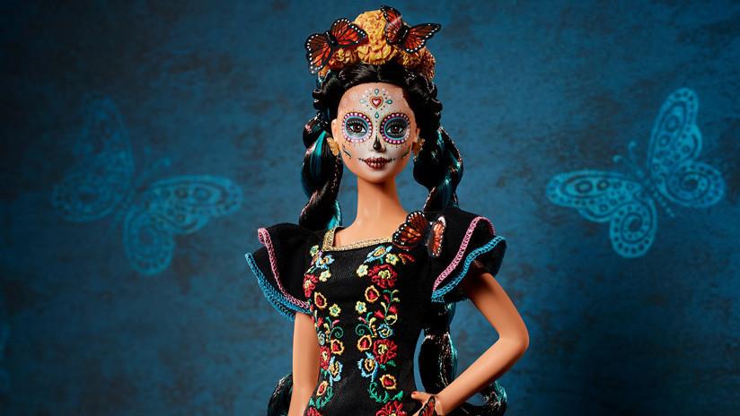 Lanzan una Barbie de 'Día de Muertos' y se abre el debate en redes: ¿apropiación cultural o tributo?