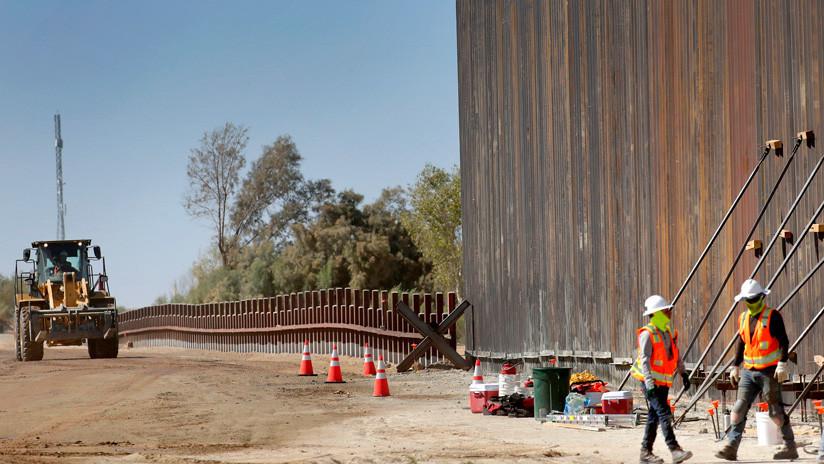 Comisión del Senado de EE.UU. autoriza recursos para el muro de Trump