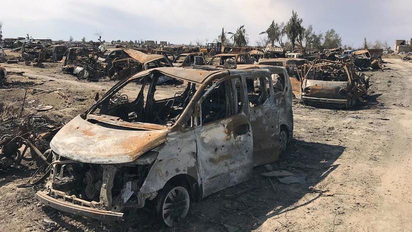 La ONU acusa a EE.UU. y sus fuerzas aliadas de crímenes de guerra y ataques contra civiles en Siria
