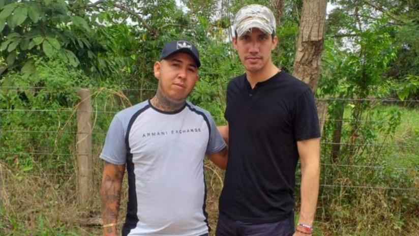 Filtran fotos de Juan Guaidó posando con narcoparamilitares en la frontera colombo-venezolana
