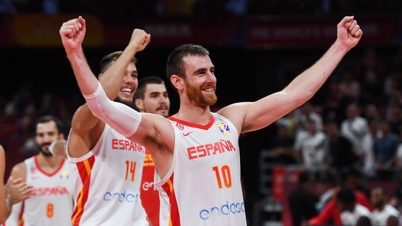 España gana a Australia y se planta en la final del Mundial de baloncesto