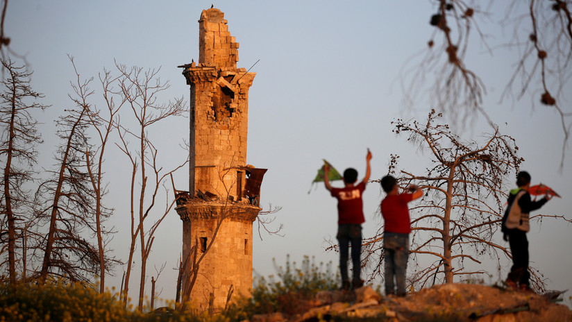"""Lavrov: """"La guerra en Siria ha terminado 'de facto'"""""""