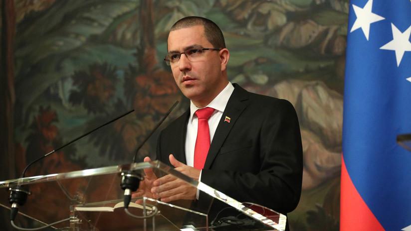 """Canciller venezolano: """"El Tratado Interamericano de Asistencia Recíproca es un mecanismo para atacar militarmente a Venezuela"""""""