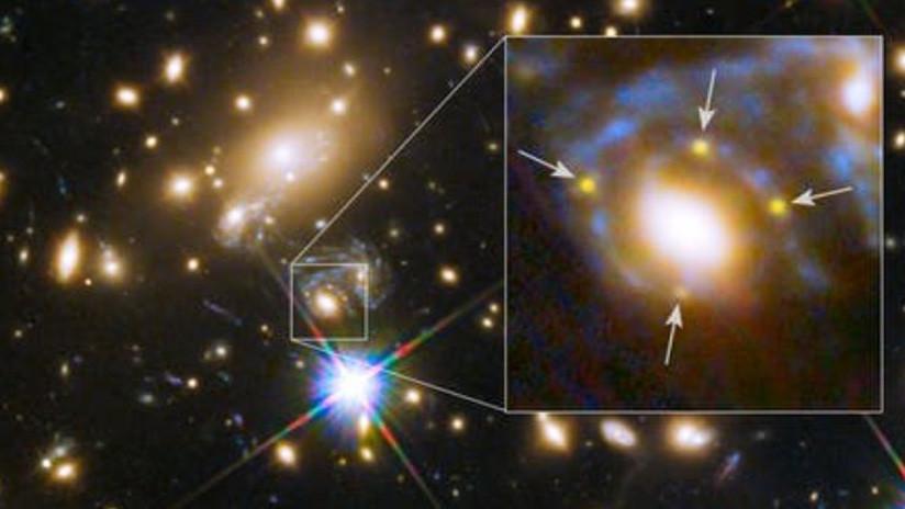 """Una nueva forma de medir la expansión del universo apunta a la posibilidad de una """"nueva física"""""""