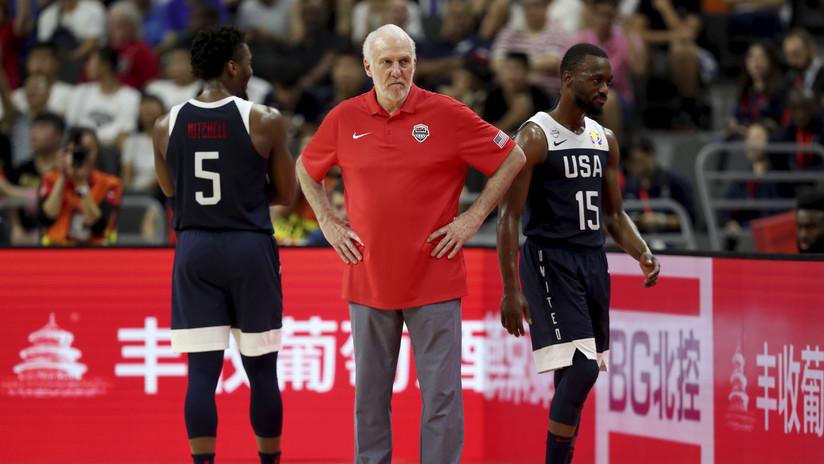 EE.UU. logra su peor resultado en un Mundial de baloncesto desde 2002 y provoca duras críticas del presidente del 'Dream Team'