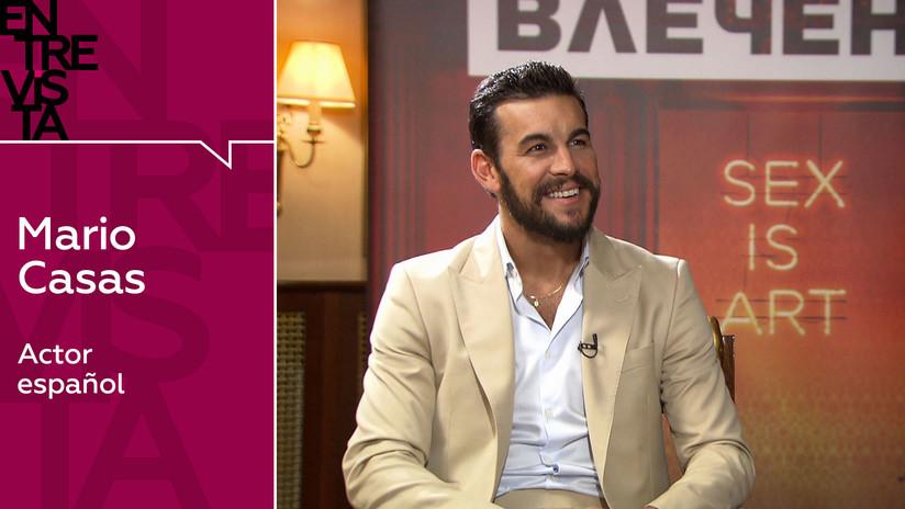 """Mario Casas: """"Javier Bardem me parece el mejor actor de la historia de España y uno de los mejores en el mundo"""""""