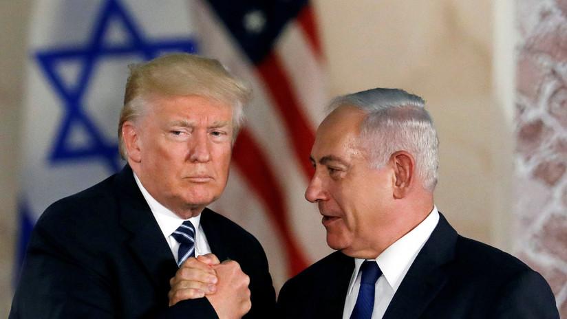 Trump anuncia que EE.UU. e Israel negocian un tratado de defensa mutua