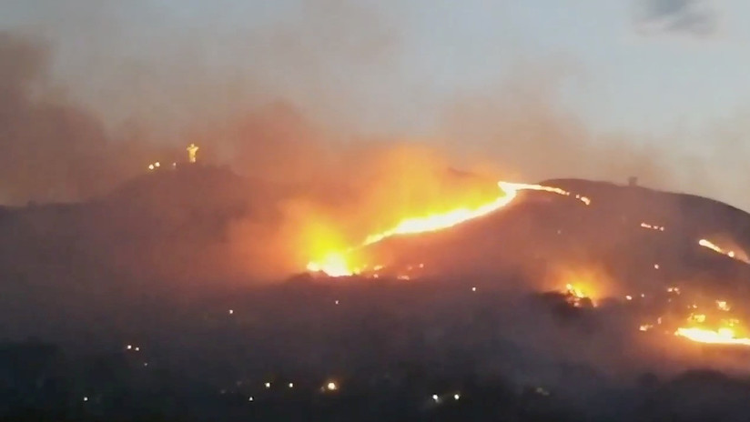 La Fiscalía de Colombia investiga más de 200 incendios forestales en Cali